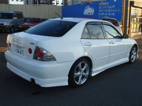 altezza car toyota altezza sxe10 for sale car on track trading