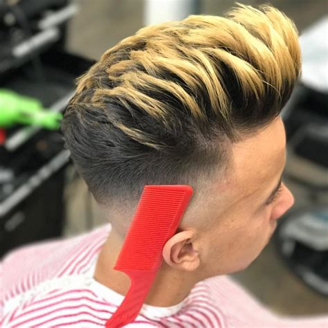 ideas to dye boys hairstyles 40 mind blowing guys hair color ideas try in 2017