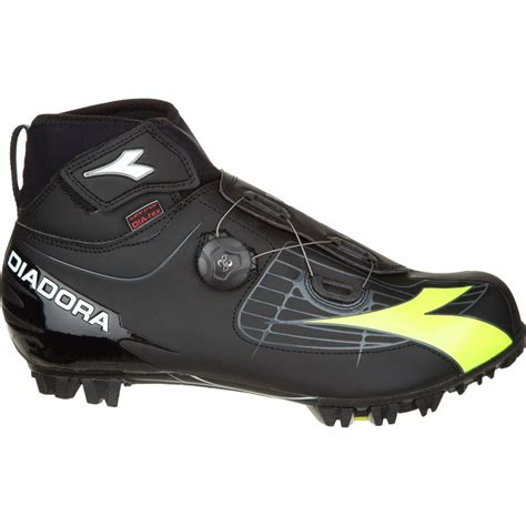 bike shoes diadora polarex plus mountain bike shoes backcountry