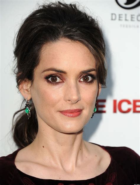 gq hairstyles winona mn 38 best winona ryder images on pinterest winona ryder