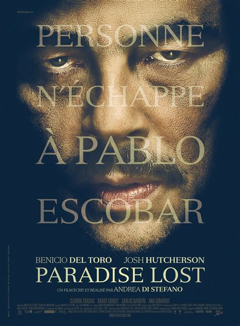 Lost Paradise benicio toro is pablo escobar in teaser for paradise lost