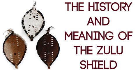 historic meaning zulu shield clipart best