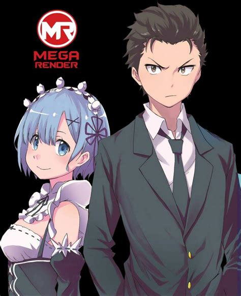 subaru and emilia married i ship rem with subaru amino