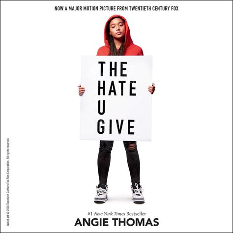470044 the hate u give the hate u give audiobook listen instantly