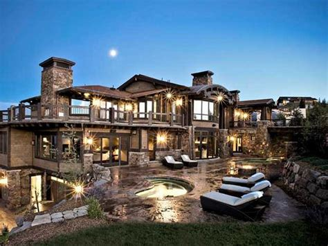 dreamhomes us 19 utah a 219 million mansion in deer valley with an