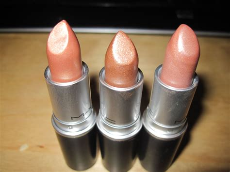Gel Lipstick Mac mac cham pale lipstick swatches and review addicted to lipstick