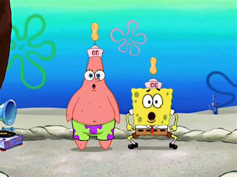 Patrick Moving Meme - spongebob and patrick swap face swapping know your meme