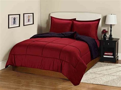 3pc reversible alternative comforter set 7 colors