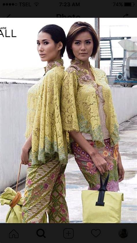 Blouse By Abinaya Butik 383 best images about brokat lace kebaya on