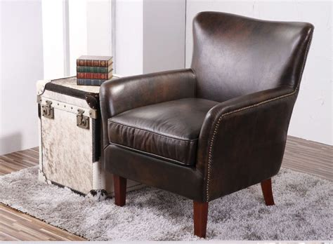 leather sofa with studs deluxe club vintage top leather sofa armchair with studs