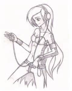 love music sketch by untilia on deviantart