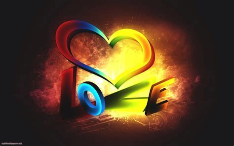 Unique And Wonderful Wallpapers Of Love Free Download For