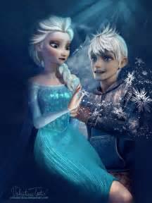 Frozen Comforter Crunchyroll Jack Frost And Queen Elsa Group Info
