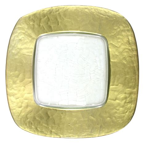 square charger plates the companies 13 quot x 13 quot square gold glass charger