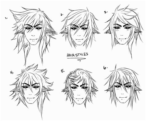 anime hairstyles for guys anime hairstyles anime hairstyles disney characters