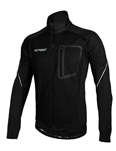 mens lightweight waterproof cycling jacket icreat mens cycling jacket waterproof windproof breathable