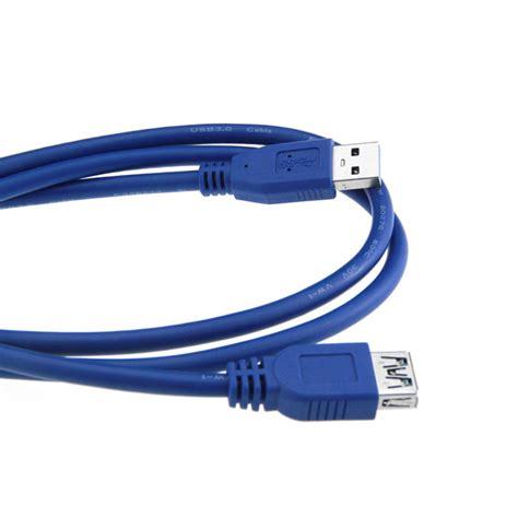 New Nyk Kabel Usb 3 0 Am Af Extension 1 5 M usb 3 0 am to af extension cable 90cm length free