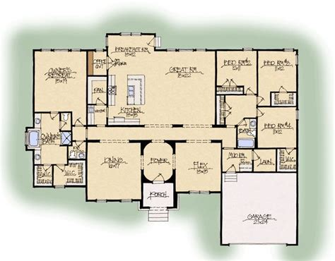 3265 sq ft wynwood house plan schumacher homes house