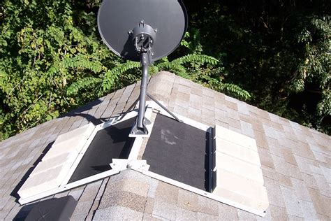 Tv Roof tv antenna roof mount bracket roof fence futons how