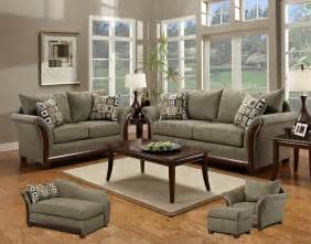 sofa and loveseat sets green fabric modern sofa loveseat set w optional items