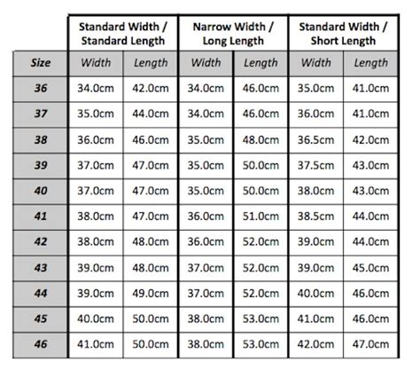 shoe size chart thailand hkm valencia leather riding boots
