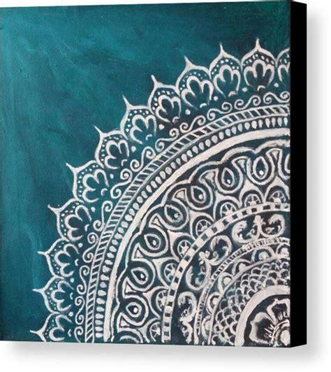 pattern canvas art best 25 canvas art ideas on pinterest diy canvas art