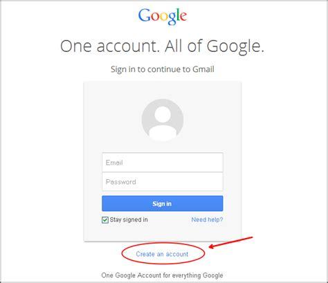 tutorial membuat account gmail tutorial lengkap tentang cara membuat gmail