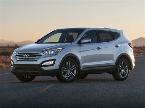 hyundai crossover 2014 2014 hyundai santa fe sport price photos reviews