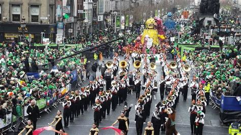 st s day parade chicago start time live st day parade usa nyc san francisco
