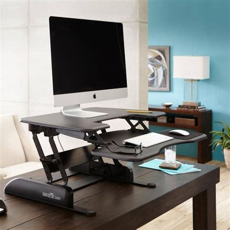 standing height desk with storage height adjustable standing desks varidesk sit to stand