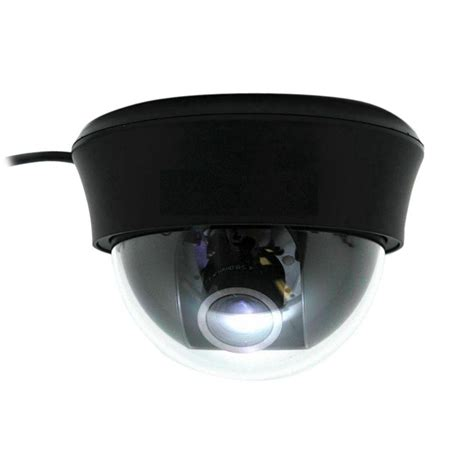 seqcam wired dome indoor outdoor color security