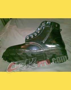 Sepatu Boots Lantas toko sepatu pdh boot polisi