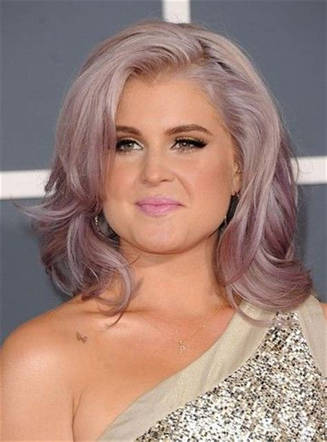 kelly osbourne lavender hair color gorgeous at the grammys our favorite beauty looks from