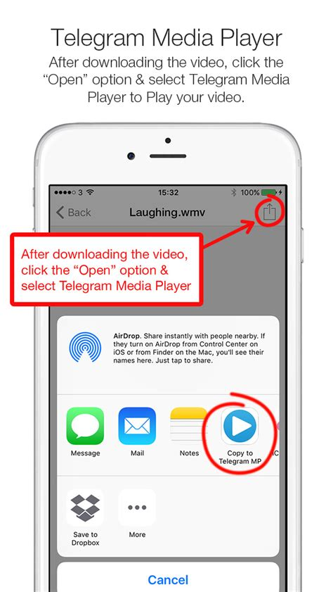 download mp3 from messenger iphone telegram media player video movie player for telegram