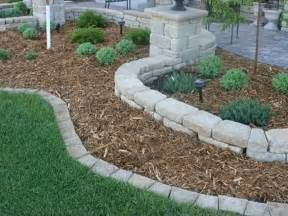 Landscape Edging With Rocks The Benefits Of Landscaping Edging Stones Your
