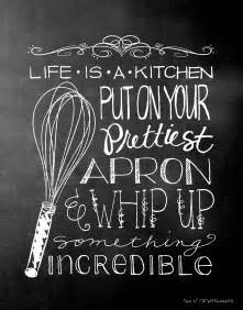 Kitchen Makeover Cost - free kitchen art printable i heart nap time