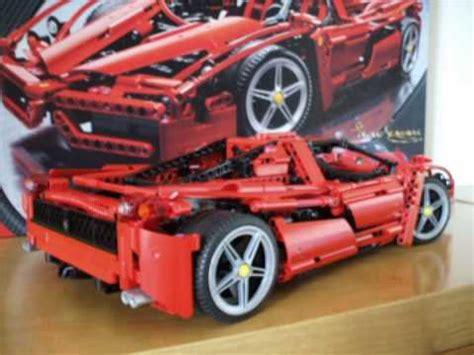 lego enzo lego racers 8653 enzo 1 10 8145 599 gtb