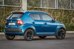 Suzuki Cars Review Suzuki Ignis 1 2 Glx 2017 Review Cars Co Za