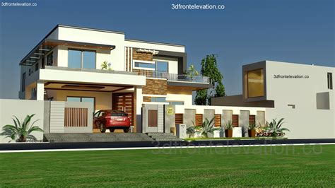 Guest Home Floor Plans by 3d Front Elevation Com 1 Kanal House Plan Layout 50 X 90