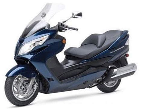 Scooter Suzuki Burgman 125 Suzuki Burgman 125 K7 Avis Et 233 Valuation Du Scooter