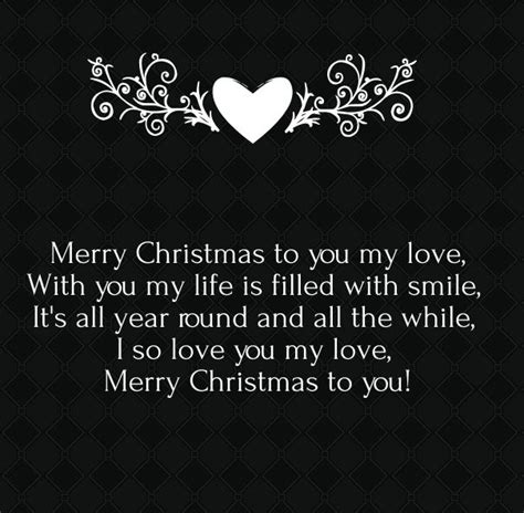 romantic ideas boyfriend merry christmas happy  year
