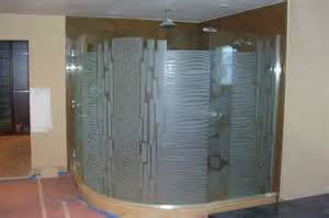 shower doors with design on glass 21 creative glass shower doors designs for bathrooms