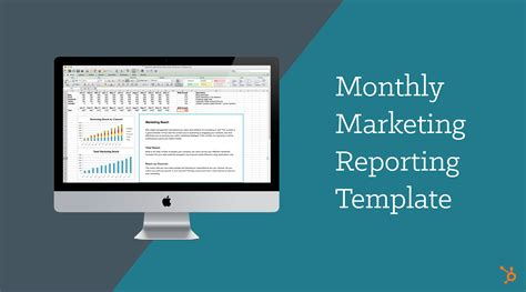 Monthly Media Report Template