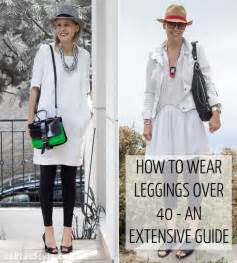 Leggings over 50 click for details what to wear with leggings over