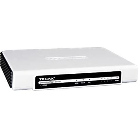 Modem Tp Link Adsl2 Adsl2 External Router Modem Tp Link Td 8840 4 Port Lan