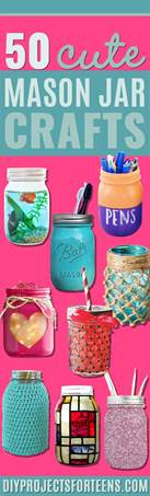 50 diy jar crafts diy projects for