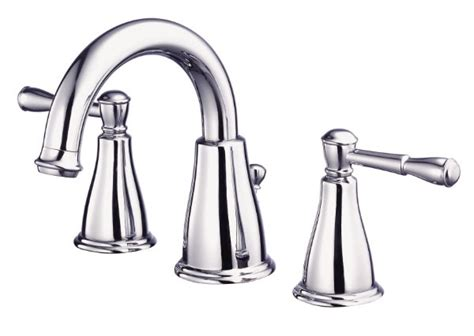 Widespread Bathroom Faucet Chrome by Danze Watersense 174 Eco Friendly Widespread Bathroom Faucets
