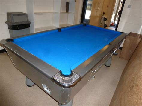 Pool Table Felt For Sale by Silver Supreme Winner Pool Table For Sale With Blue Cloth Plus Pool Table Moving Wheels