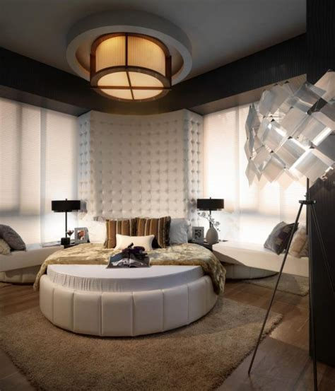 round bedroom 19 extravagant round bed designs for your glamorous bedroom
