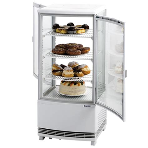 lada da appoggio vetrina refrigerata espositore frigo 430 iva spedizione